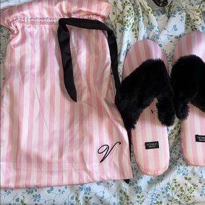 Victorias secret slippers